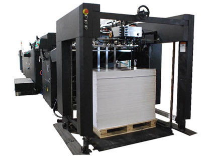 SGZB series – Roller Coater